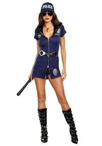 SWAT Police Convertible Adult Costume