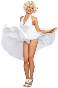 Blonde Bombshell Adult Costume