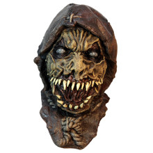 Dark Scarecrow Mask with Horror Teeth