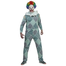 Clown Costume Licensed from Eli Roth Clown