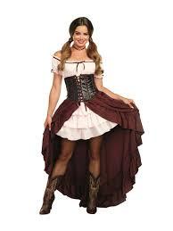 Saloon Gal Womens Western Dress