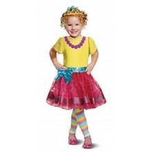 Fancy Nancy Deluxe Licensed Girls Costume