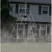 Spider Web Yard Decoration