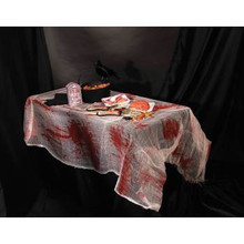 """Bloody Gauze Table Cover 60"""" x 84"""""""