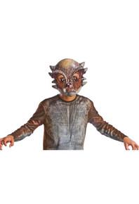 Jurassic World Stygimoloch Vacuform Mask