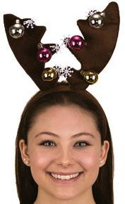 Antler Head Piece Reindeer