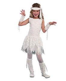 Wrap It Up! Girl Mummy Dress