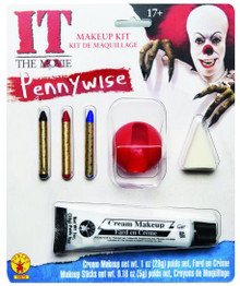 IT Pennywise makeup kit