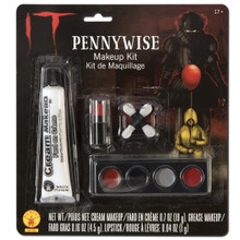 It movie Licensed Pennywise make up kit