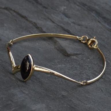 Whitby Gold bracelet