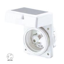 Hubbell 30 amp 125V Marine / RV Power Cord Twist Lock Inlet HBL303NM