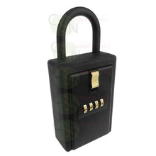 Extra Large 4 Letter Combination Key/Card Storage Lock Box
