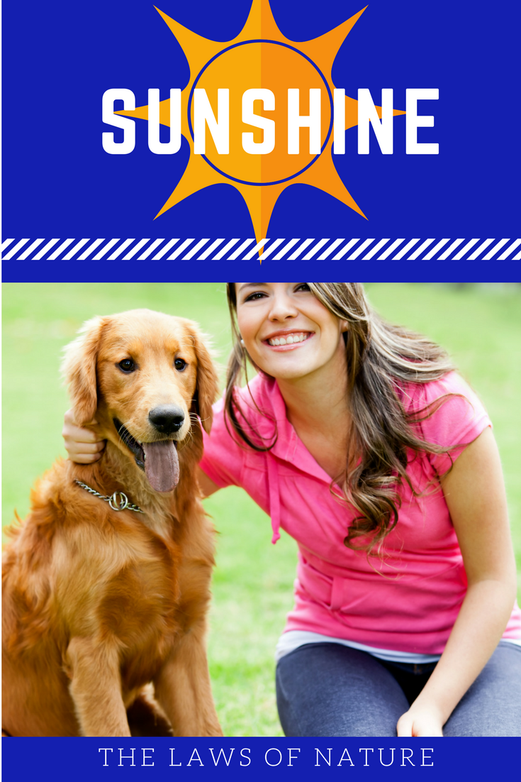 Sunshine-laws of nature