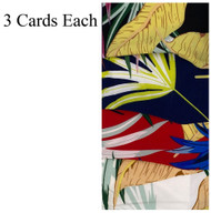 SCRUNCHIES PATTERN 2 PCS CARD / 3 CARDS FOR EACH COLOR