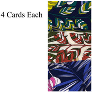 SCRUNCHIES PATTERN 2 PCS CARD / 4 CARDS FOR EACH COLOR