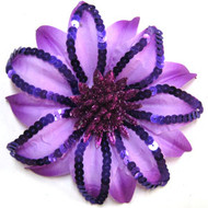 FLOWER PURPLE