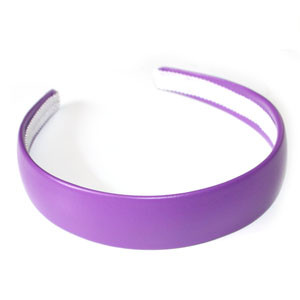 (HBR3063) LEATHER HEAD BAND