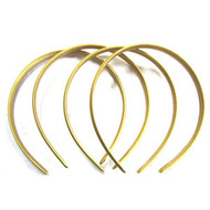 (HBGS9277) SATIN HEAD BAND 4PCS/CD