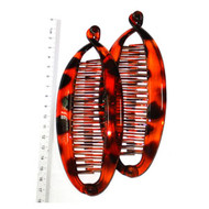 (OTT4842) FISH COMB 2PCS/BAG