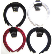 FABRIC HEAD BAND 4PCS/CD