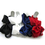 BOW ELASTIC HEAD WRAP