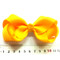 CLIP BOW YELLOW