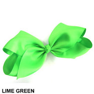 CLIP BOW LIGHT GREEN