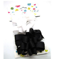 CLIP BOW 4PCS/CD [28.30]