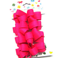 CLIP BOW 4PCS/CD