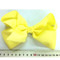 CLIP BOW LIGHT YELLOW [34.36]