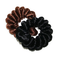 (SWA3406) HAIR SCRUNCHIE 2PCS/CD [1.12.22]