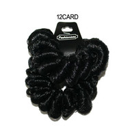 (SWBR3406) HAIR SCRUNCHIE 2PCS/CD