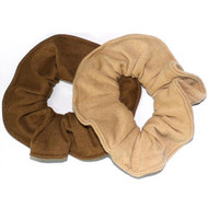 (SWBR9286) COTTON SCRUNCHIE 2PCS/CD