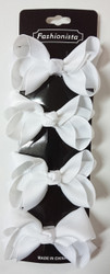 CLIP BOW / 4PCS CARD
