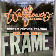 $70 Wallflower Frames Gift Certificate