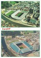 Cardiff Arms Park & Millennium Stadium (C21195)