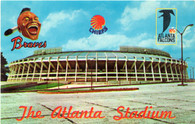 Atlanta Stadium (DT-6251-C Chiefs logo)