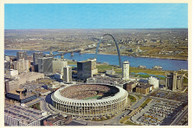 Busch Memorial Stadium (246, 79926-D)