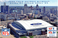 Ford Field (No# Super Bowl XL)