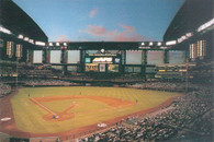 Bank One Ballpark (1998 Stadium Views-Arizona)