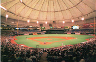 Tropicana Field (1998 Stadium Views-Tampa)