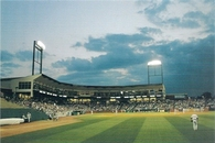 NewBridge Bank Park (Blank back-Greensboro)