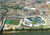 Paul Brown Stadium (WSPE-85)