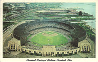 Cleveland Municipal Stadium (K-15, 5C-K1198 border variation)