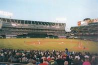 Oakland-Alameda County Coliseum (1998 Stadium Views-Oakland)