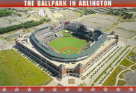 The Ballpark in Arlington (D-156, 2USTX-981)