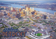Tiger Stadium (Detroit) (PC57-DET 4510)