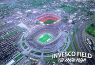 Invesco Field at Mile High and Mile High Stadium (D-200)