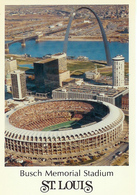 Busch Memorial Stadium (#620 (white border))