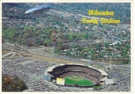 Milwaukee County Stadium (MW-21, P327424)